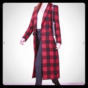 NEW Reformation Middlebury Coat